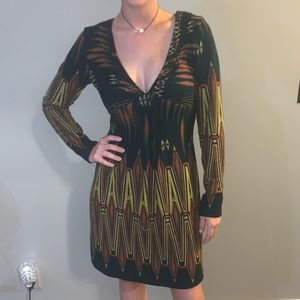 Aryeh Striped Dress